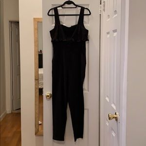 BCBGENERATION Black jumpsuit